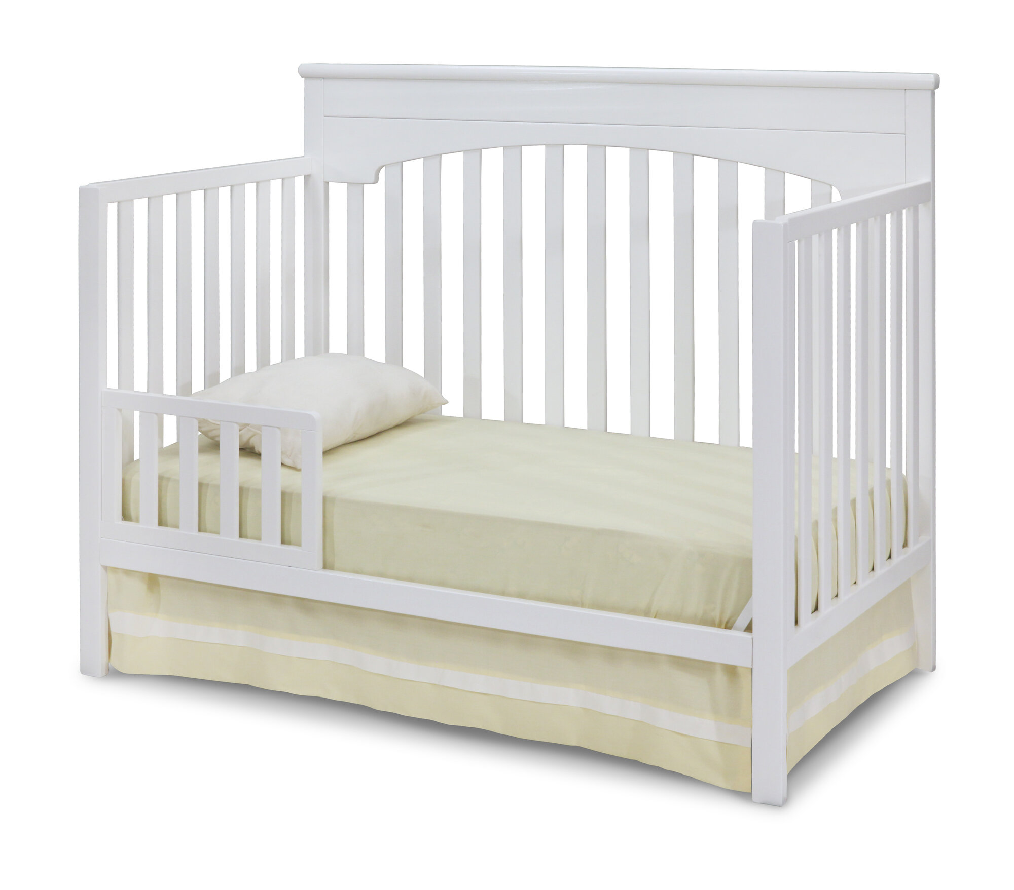Delta Children Layla 4 In 1 Convertible Crib Ebay