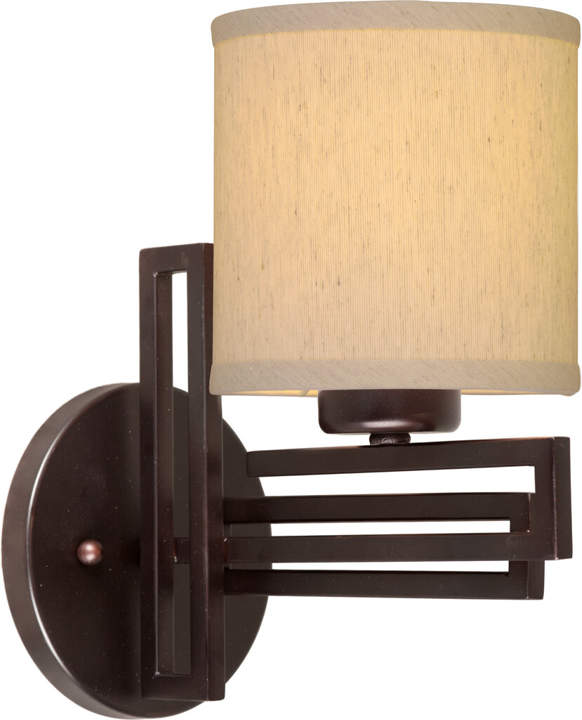 Wall Light With Bracket : Forte Lighting 1-Light Bracket Wall Sconce XFL2177 eBay