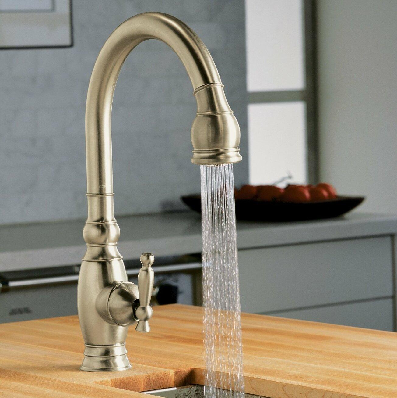 kohler vinnata secondary kitchen faucet ebay