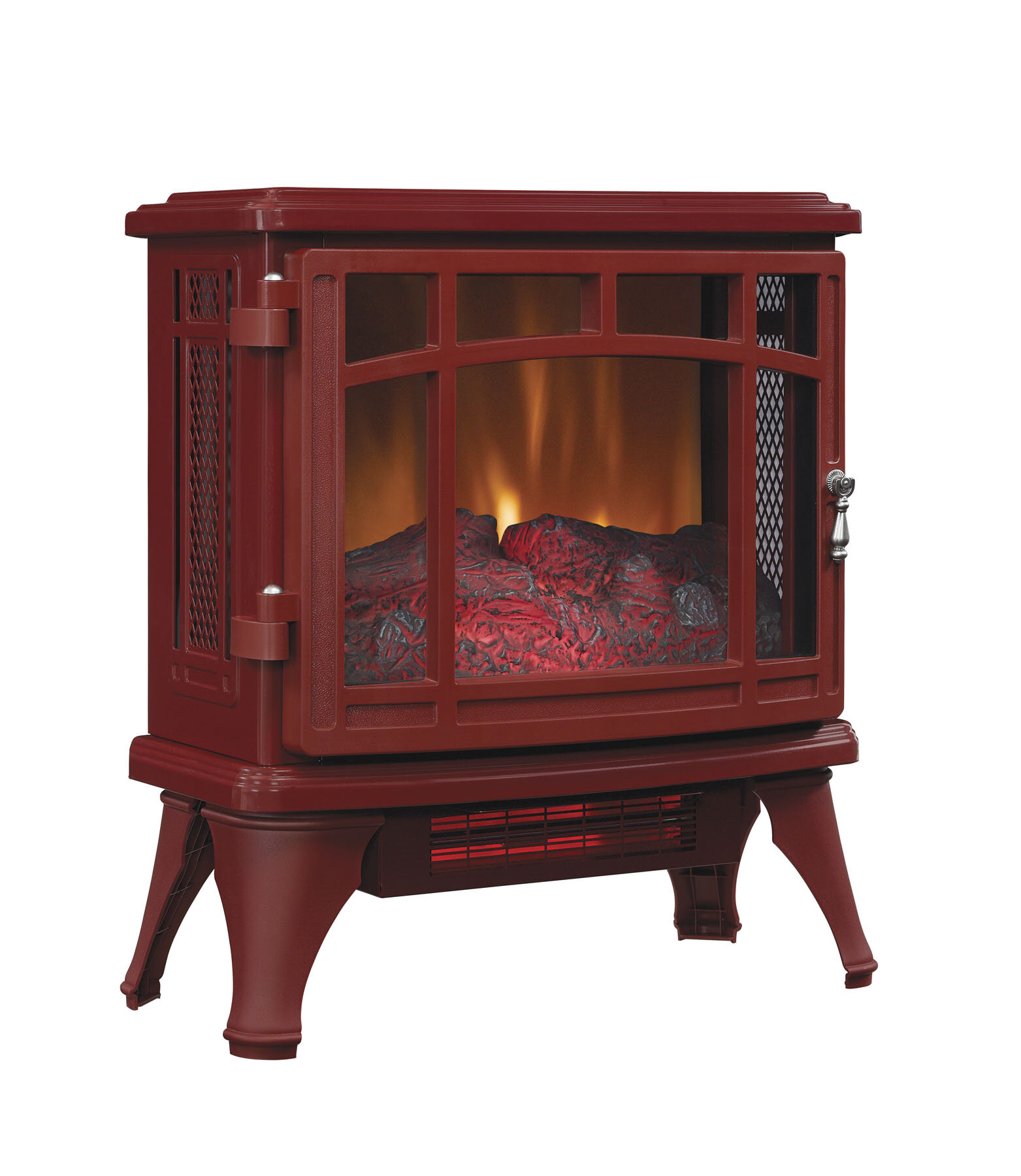 Duraflame Infrared Quartz Fireplace 1 000 Square Foot Electric Stove Ebay