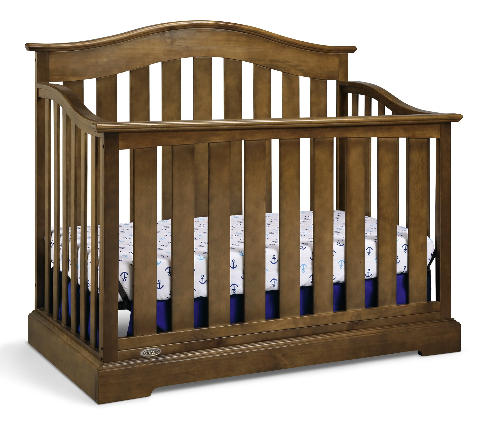 Graco 3 In 1 Convertible Crib: Graco Westbrook 4-in-1 Convertible Crib