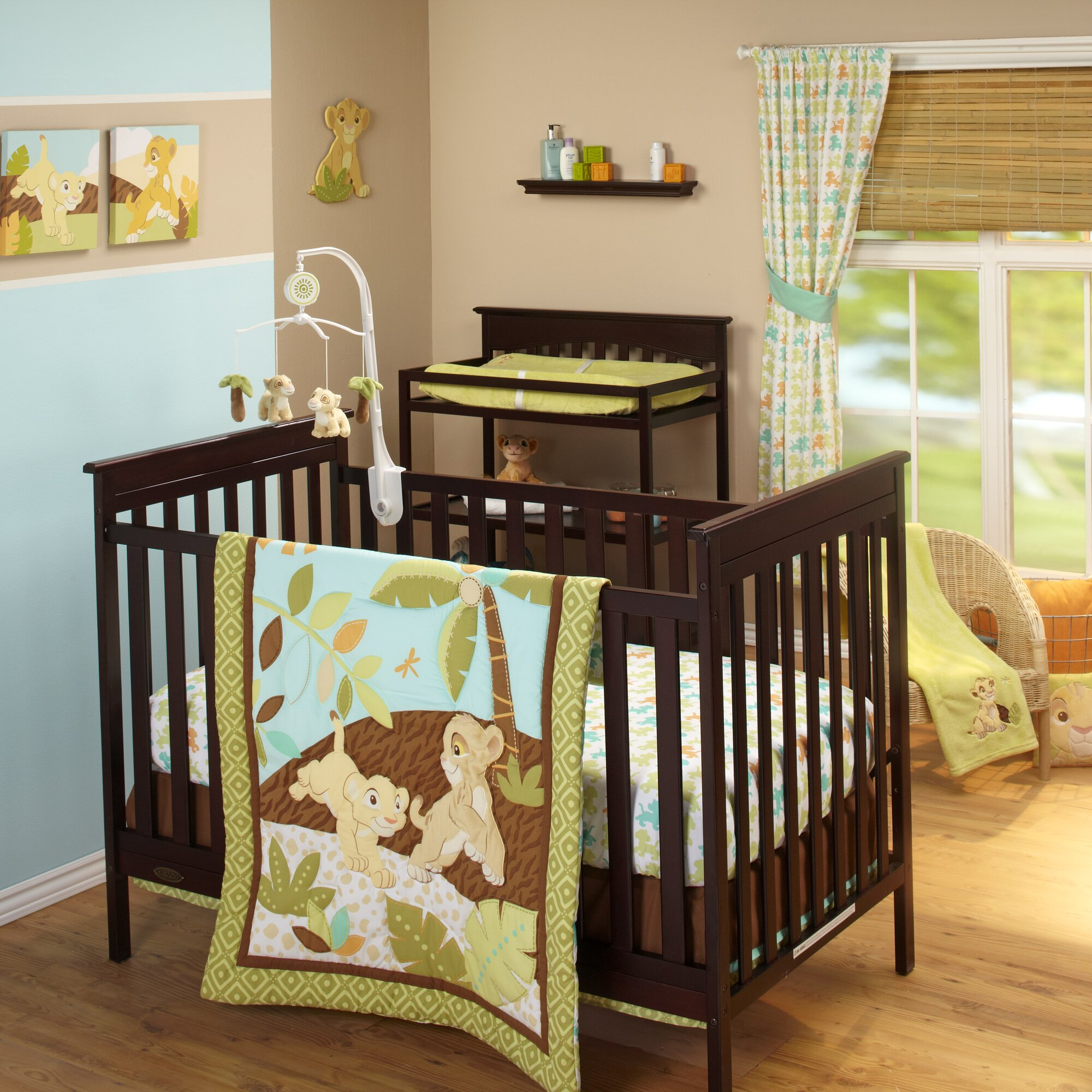 Lion King Infant Bedding