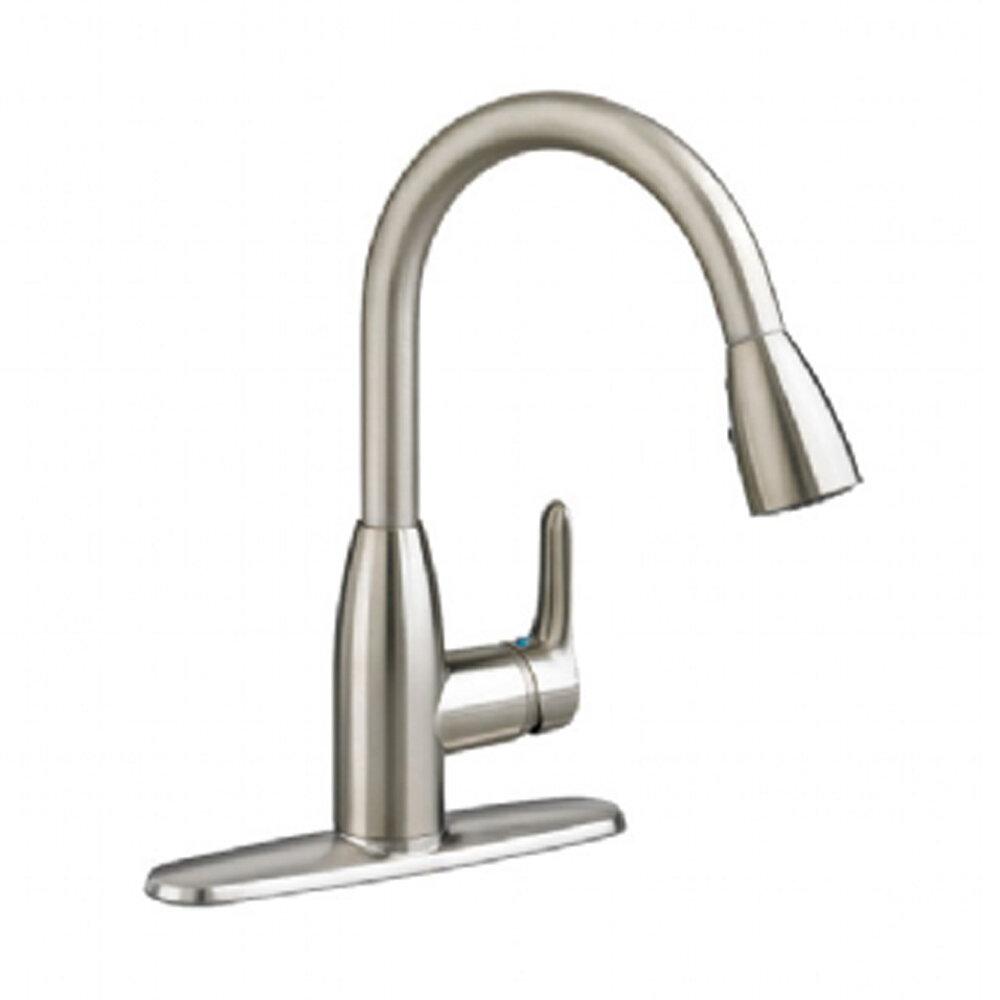 american standard colony soft single handle pull