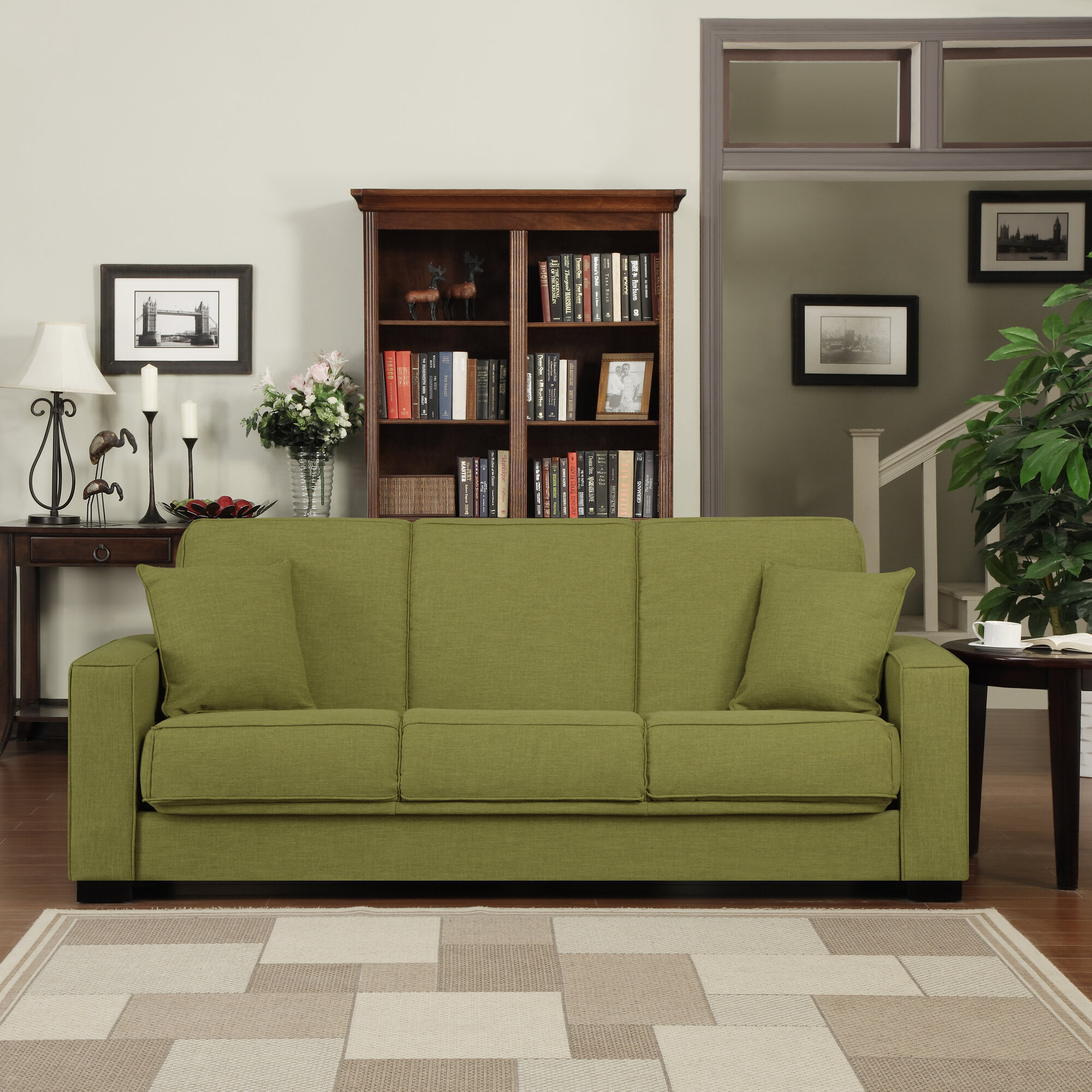 Handy Living Malibu Convert A Couch Sleeper Sofa Ebay ~ Convert A Couch And Sofa Bed