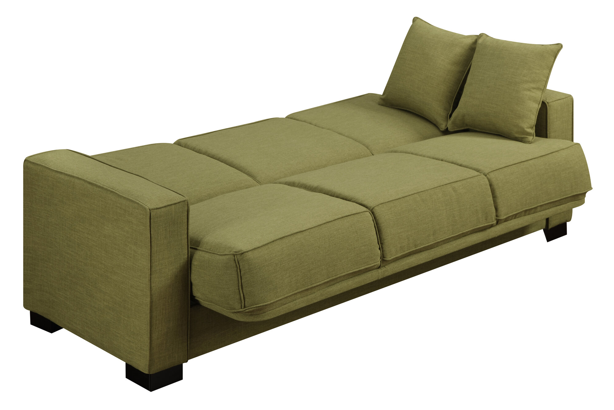 Handy Living Convert A Couch : Handy Living Malibu Convert-a-Couch Sleeper Sofa  eBay