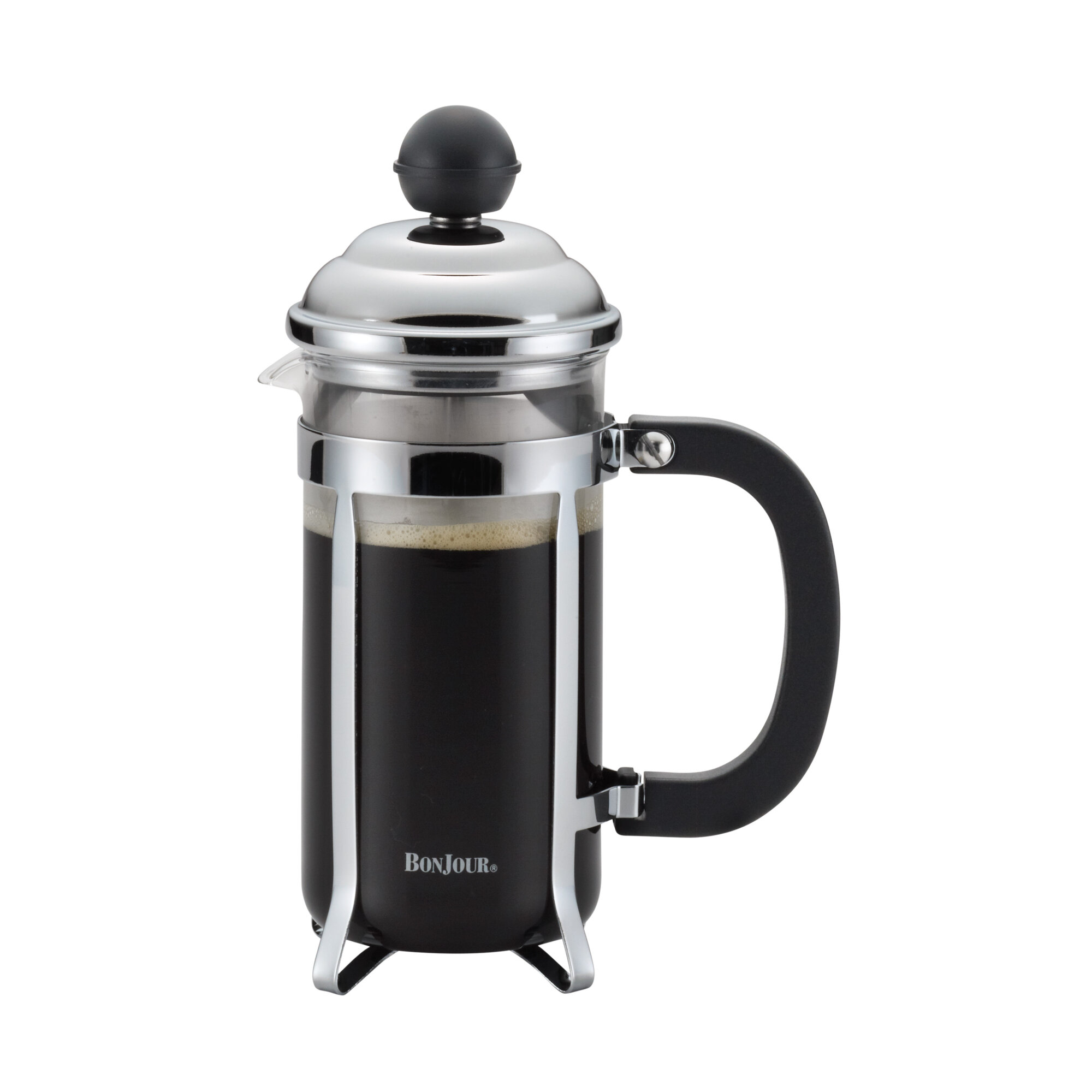 French Press Coffee Maker Cholesterol : Bonjour Bijoux French Press Coffee Maker eBay