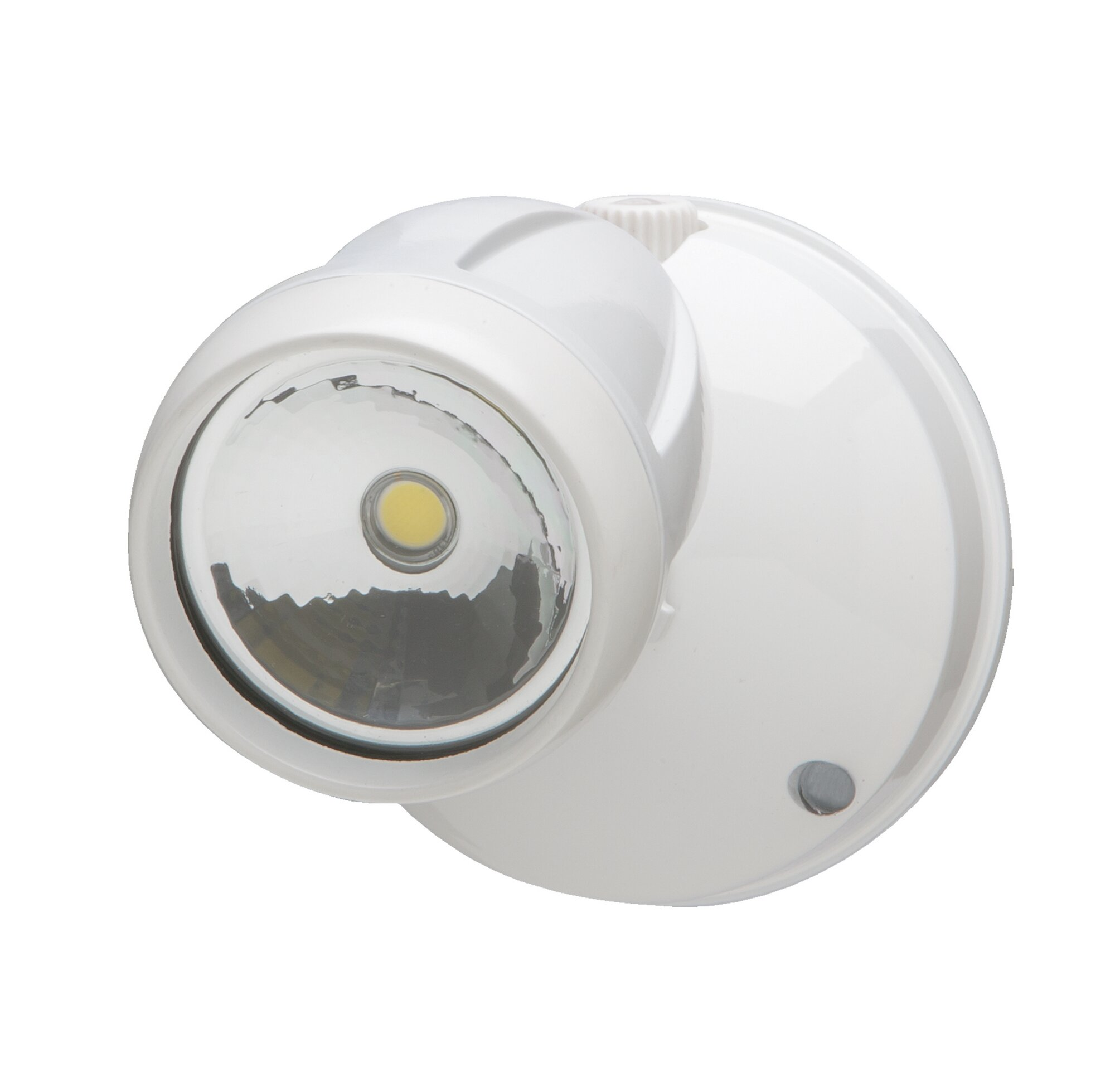 Automatic dusk to dawn light control - About Heath Zenith Single Head Led Automatic Dusk To Dawn Flood Light