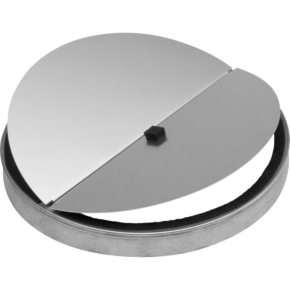 Broan 10 034 round damper for range hoods and bath ventilation fans ebay Round exhaust fans for bathroom