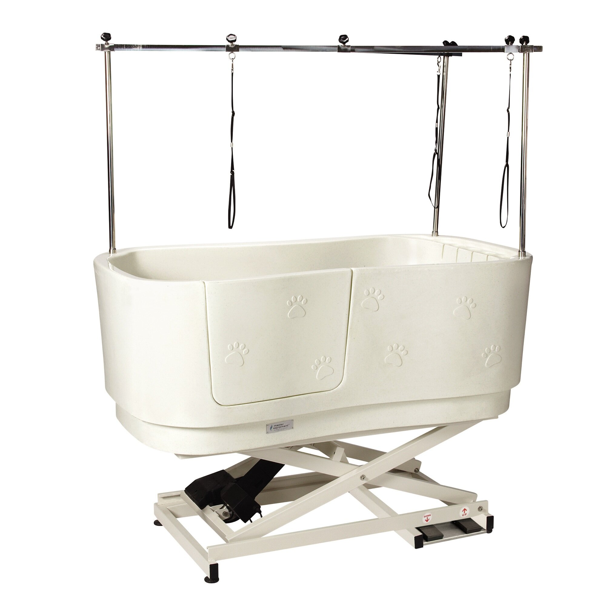 Master Equipment Poly Pro Lift Grooming Tub Ebay