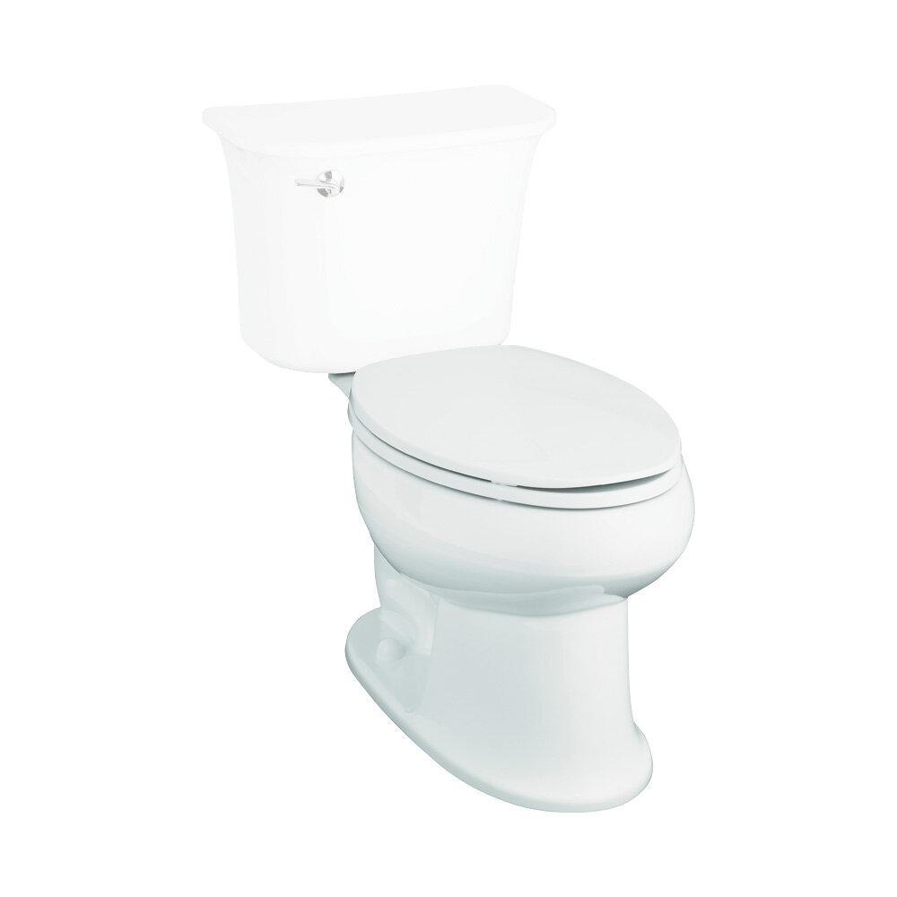 Sterling By Kohler Stinson 1 6 GPF Elongated Toilet Bowl