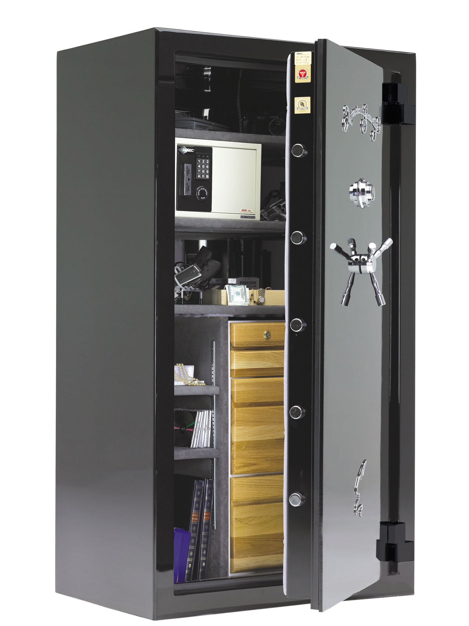 Woodmark Gun Cabinet Protosen Product Meets 1