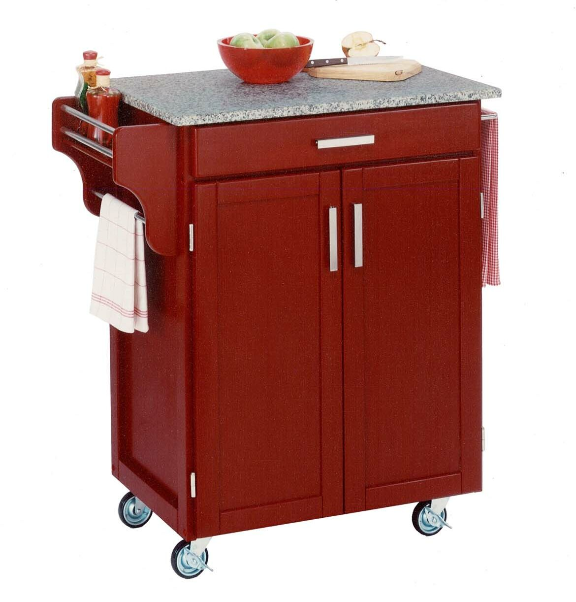 Kitchen Carts Utility Cars Microwave Workcenter
