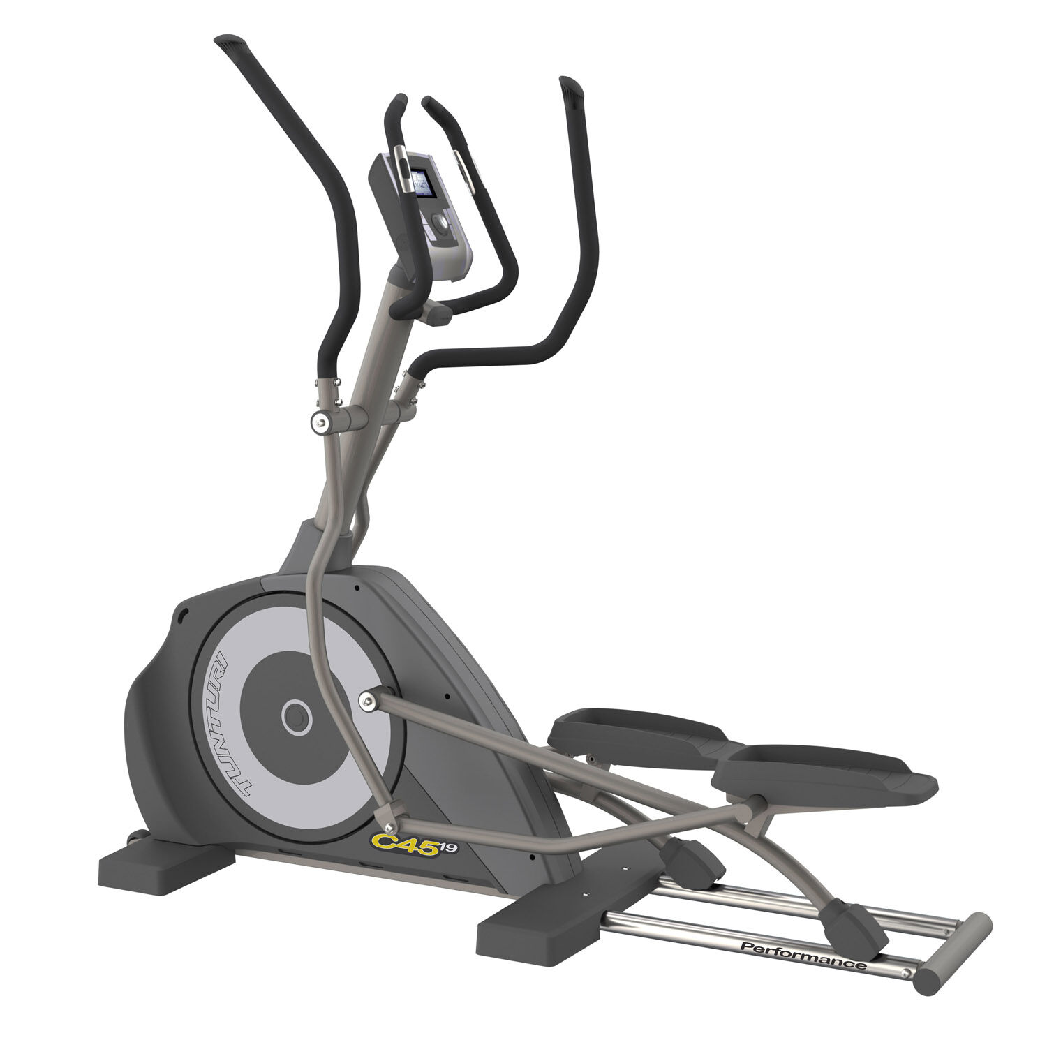 how to lose weight on elliptical machine