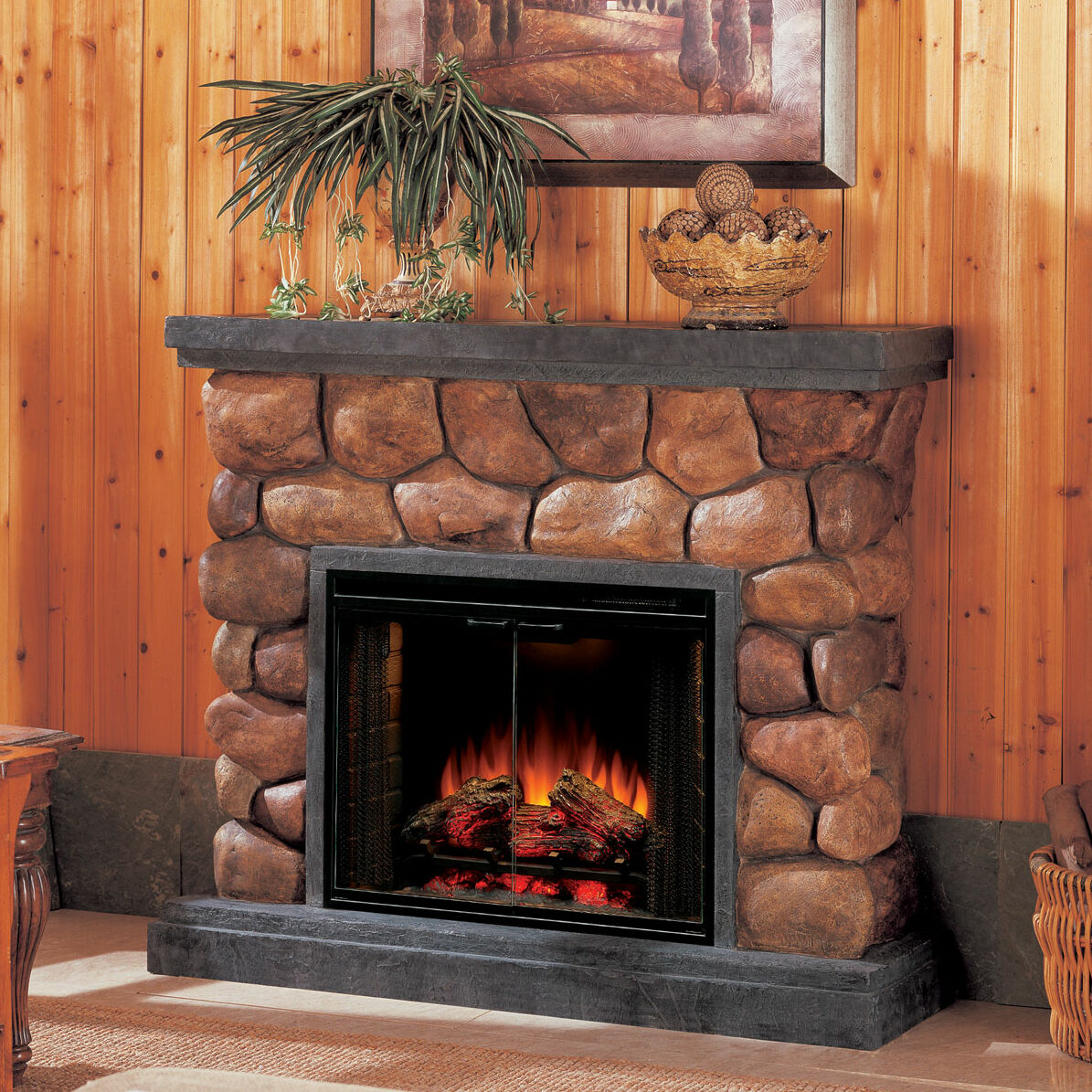 Fireplaces Home Interior Design Themes
