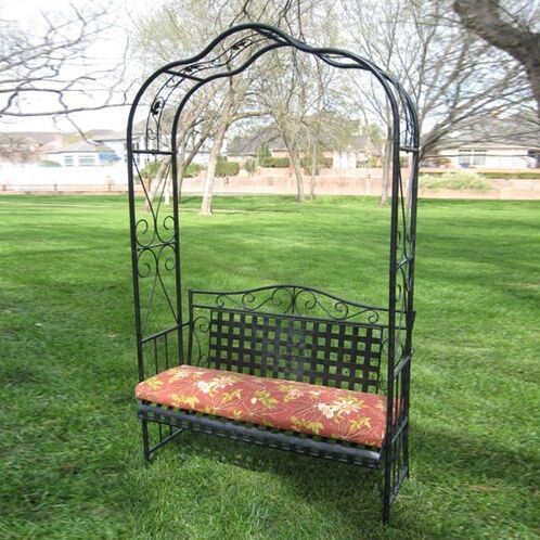 Arbors garden arbors decorative arbors affordable arbors wooden arbor arbor sets - Arbor bench plans set ...