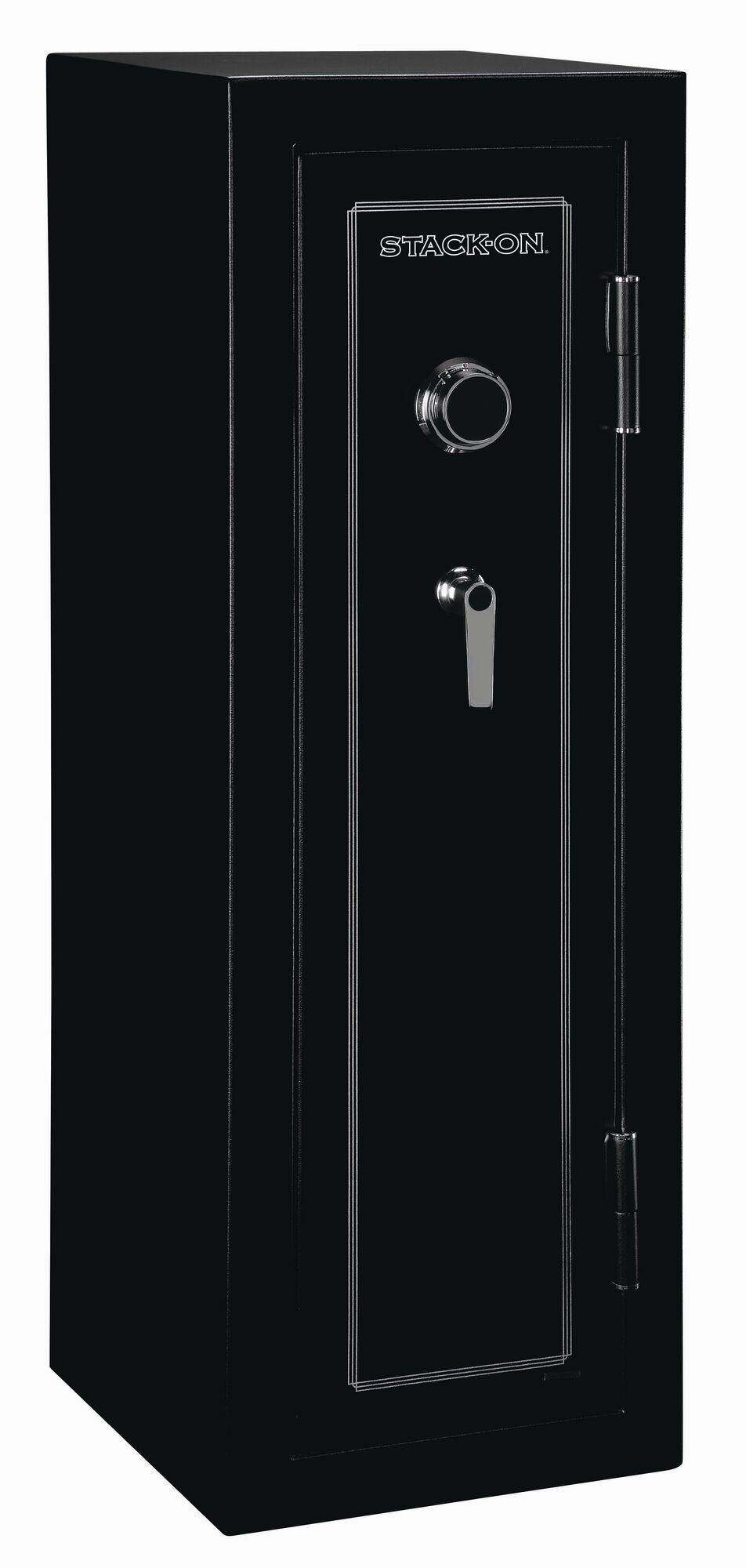 GSX-14-DS Tall Convertible Gun Safe in Black