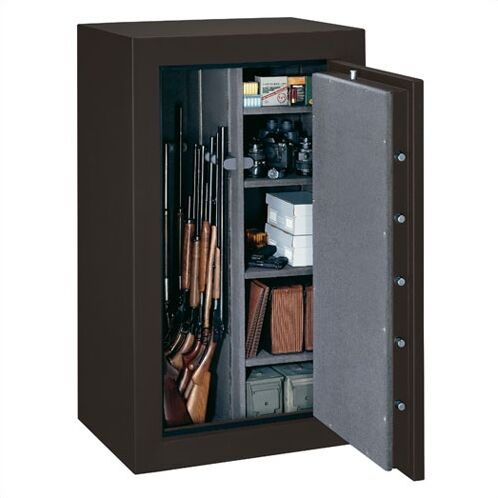 GSX-836 Fire Resistant Elite Gun Safe with Electronic Lock (36 Gun Capacity)