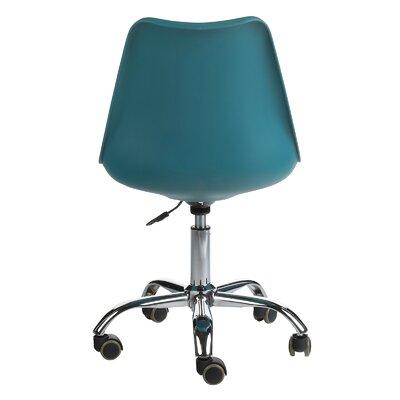 Ebern Designs Century Modern Office Chair Mid Office Chairs