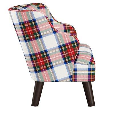 Gracie Oaks Cotton Club Chair Kids Chairs
