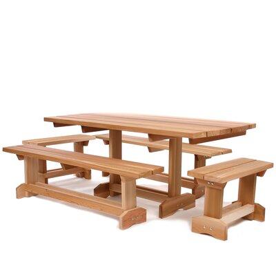 All Things Cedar Dining Set