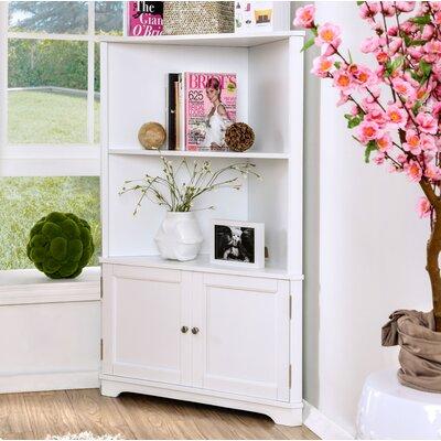 Red Barrel Studio Unit Bookcase Corner Bookcases
