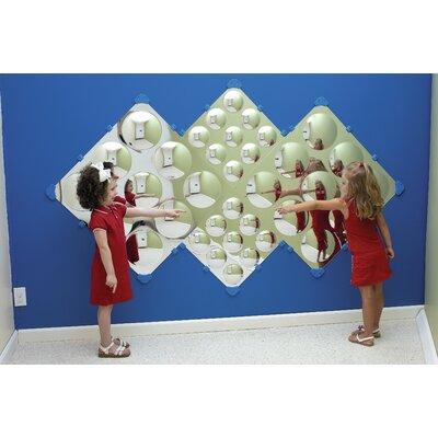 Childrens Bubble Wall Mirror
