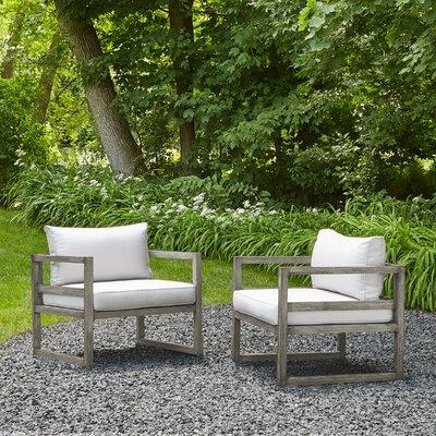 Real Flame Chair Seating Group Cushion Deep Lounge Chairs