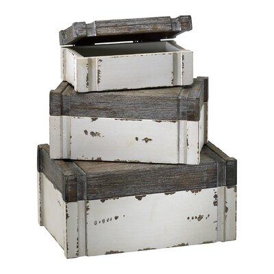 Cyan Box Set Storage Furniture