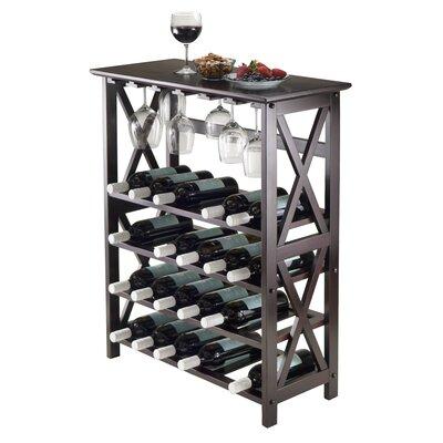 Sari Bottle Floor Wine Rack 731 Image