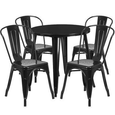 Dining Set Metal 326 Product Image