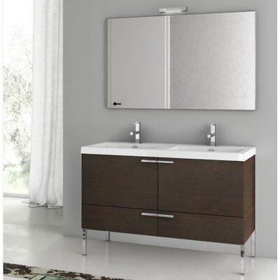 Acf Space Bathroom Vanity Set Mirror Base Wenge