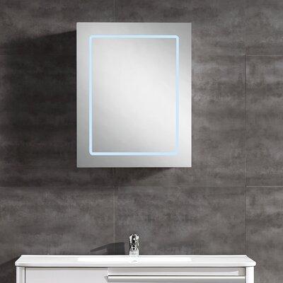 Ove Decors Cabinet Led Bathroom Vanity Mirror Medicine Mirrors