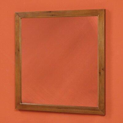 Decolav Accent Mirror Medium Walnut