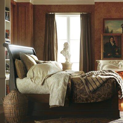 Portfolio Louis Philippe Sleigh Bed Classic 2505 Image