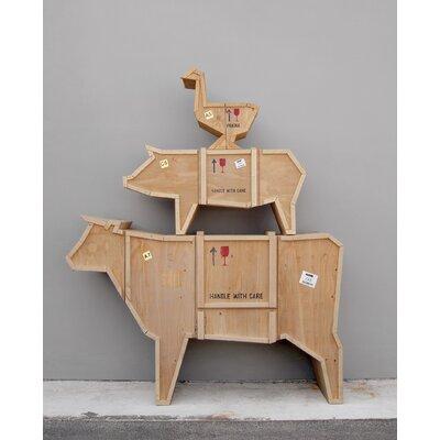 Seletti Cow Accent Cabinet