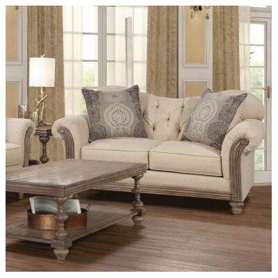 Lark Manor Loveseat Upholstery Sofas