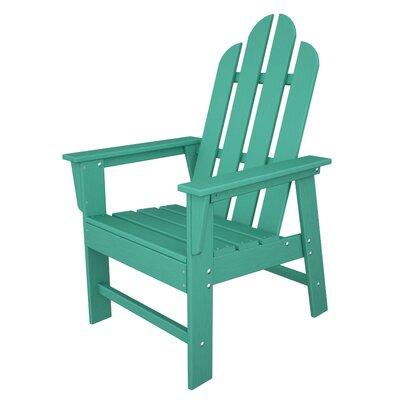 Polywood Dining Chair Island Adirondack Chairs