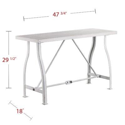Trent Austin Design Console Table Farmhouse Sofa Console Table