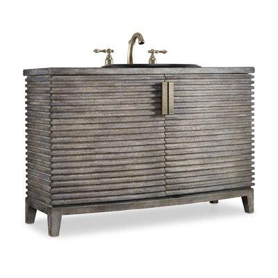 Cole + Company Milano Hall Chest Single Bathroom Vanity Base Only