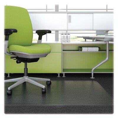 Deflecto Carpet Straight Edge Chair Mat