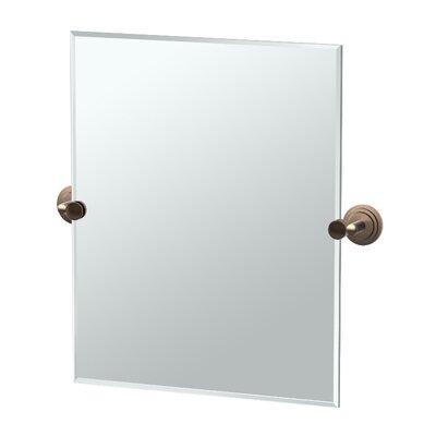 Gatco Bathroom Wall Mirror Rectangle Mirrors