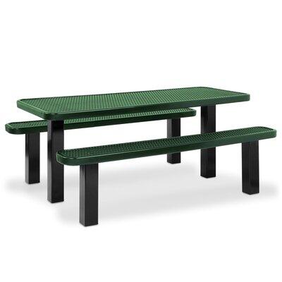 Anova Picnic Table Table Black