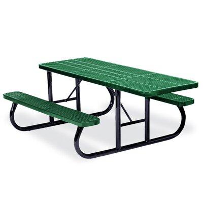 Anova Picnic Table Red Table L