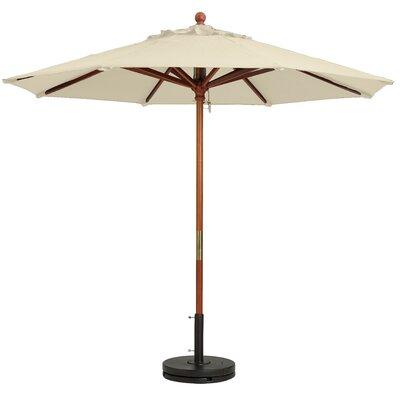 Grosfillex Commercial Resin Umbrella Sand