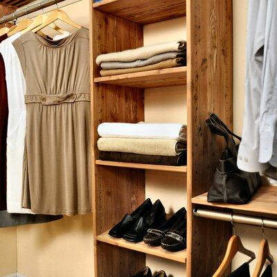 Cedar Cedar Deep Closet Kit Image