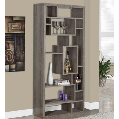 Monarch Specialties Bookcase Unit Bookcases