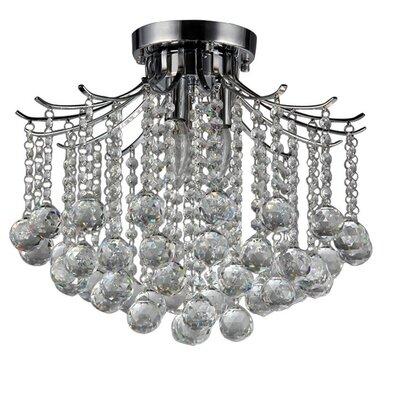 House Of Hampton Light Crystal Chandelier Jewel Chandeliers