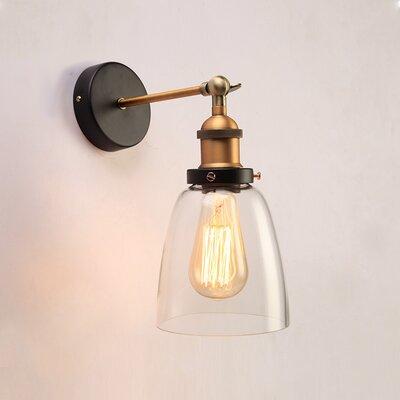 Breakwater Bay Glass Wall Lamp Light Wall Sconces