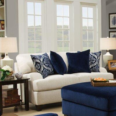 Three Posts Loveseat Upholstery Sofas