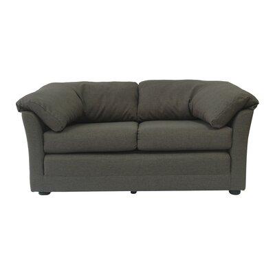 Fox Hill Trading Ultra Lightweight Sleeper Sofa Upholstery Green